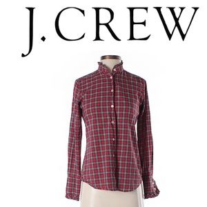 J.Crew | Long Sleeve button down shirt  | Size:0